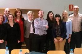 Erasmus+ projekt  EnYouthTeacher - sastanak u Madridu